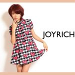 JOYRICH HYPER HEART PLADI ONE PIECE DRESS GIRLS ONLY!